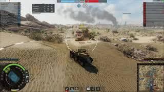 Видеоурок 3 Эпическое Путешествие в Тыл Врага RAU Столк PvP Armored Warfare Армата Let's Play AW