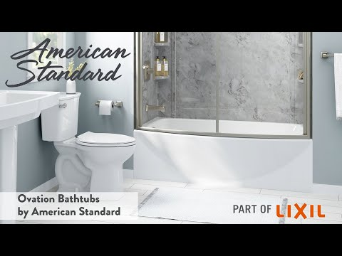 Ovation Bathtubs By American Standard