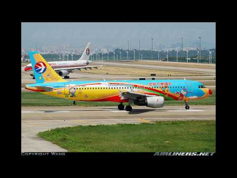 Tribute to China Eastern Airlines! [HD]