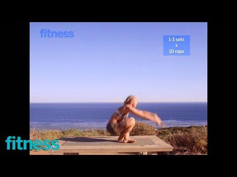 Atomic Burpee | Fitness