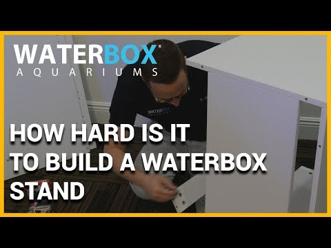 Is Building a Waterbox Marine Cabinet Hard?