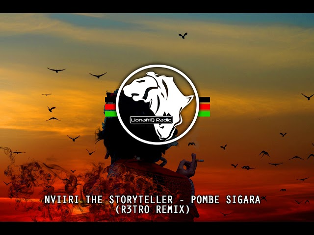 Nviiri the Storyteller - Pombe Sigara (R3tro Remix)