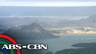 WATCH: Live shot of the Taal Volcano (23 January 2020)