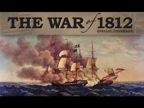 """THE WAR OF 1812 AND THE BURNING OF THE WHITE HOUSE"""