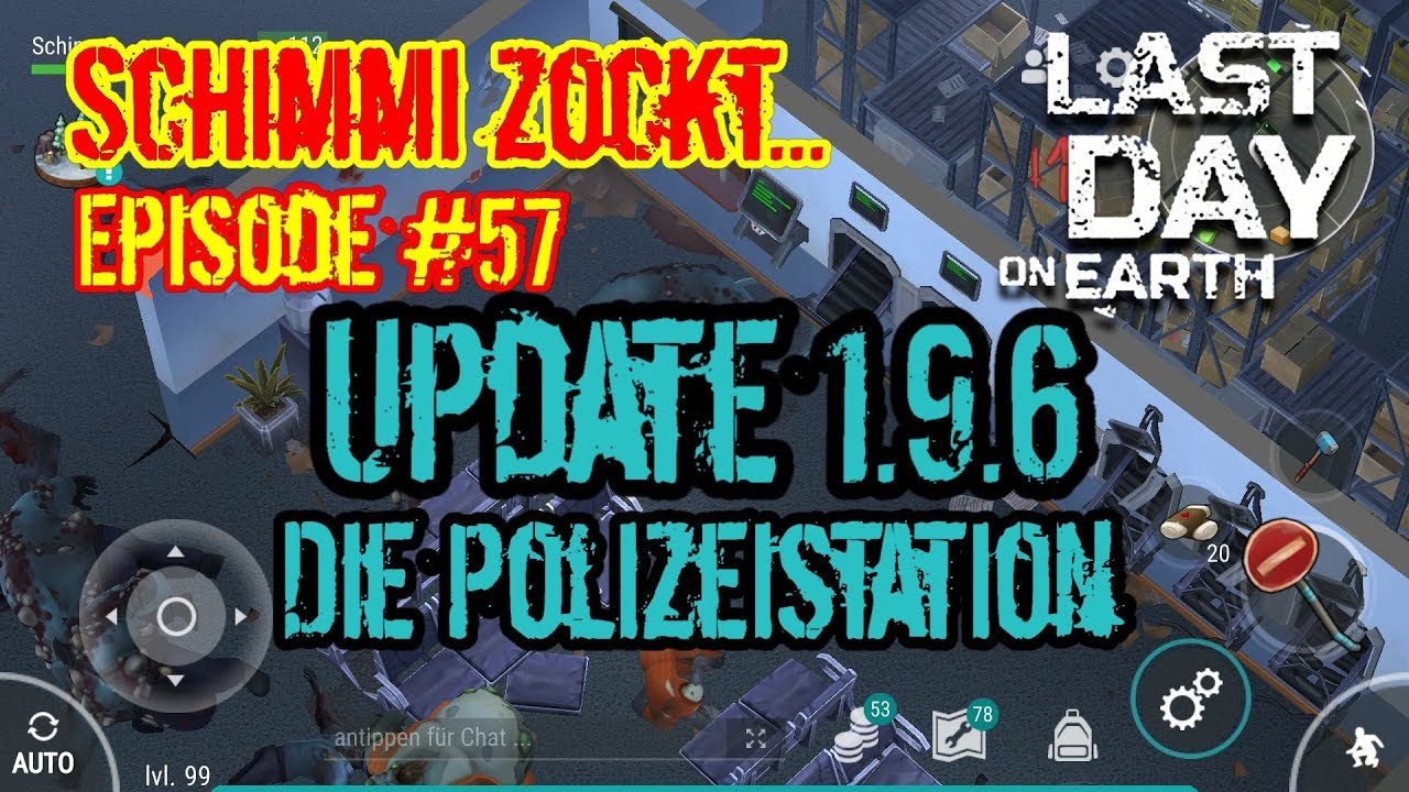 Last day on earth polizeistation