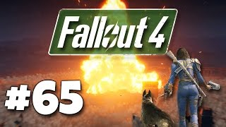Fallout 4 Let s Play Ep. 65 - The Nuclear Option Railroad Ending - Walkthrough Gameplay