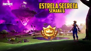 FORTNITE-SECRET STAR OF THE WEEK 6 SEASON 10 (X)-THE RETURN