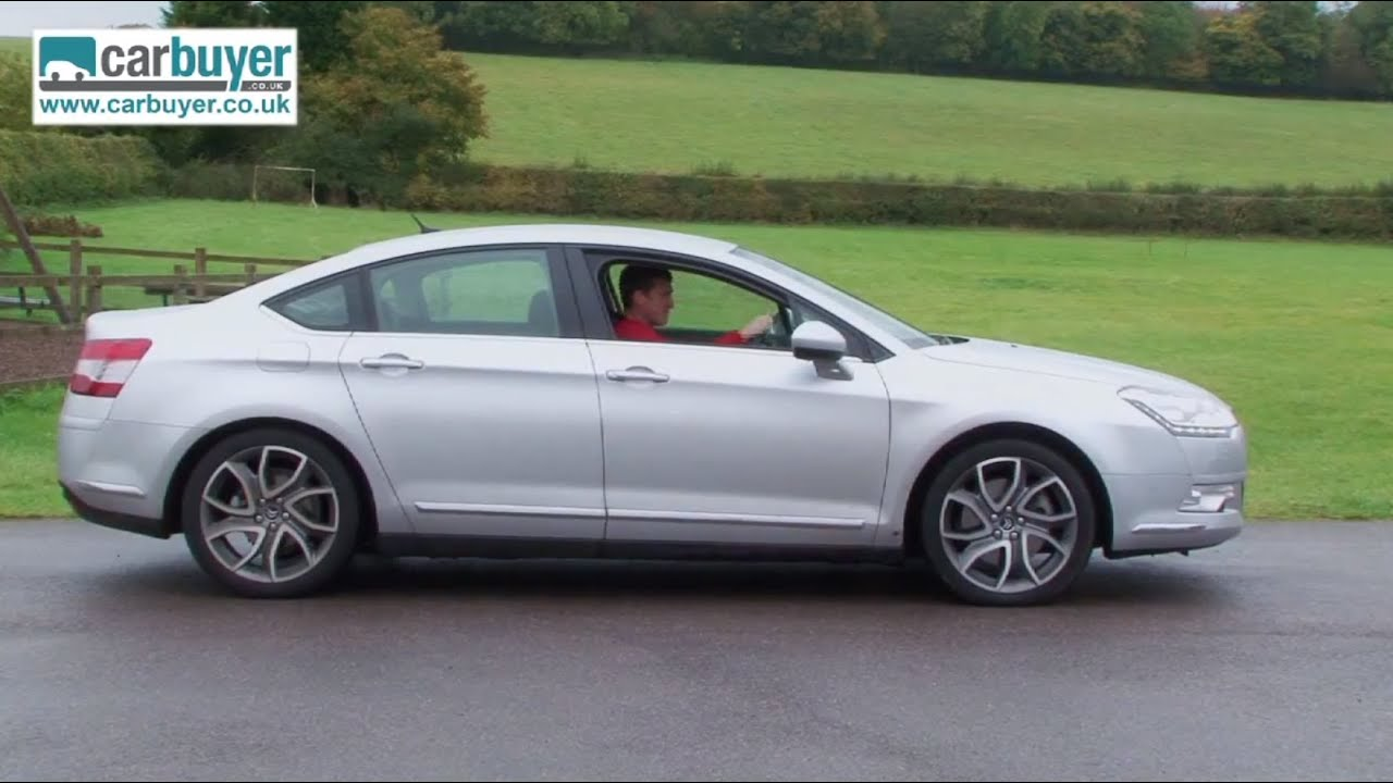 Citroen C5 Review Carbuyer Youtube