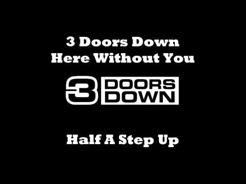 3 Doors Down - Here Without You - E Standard / Drop D