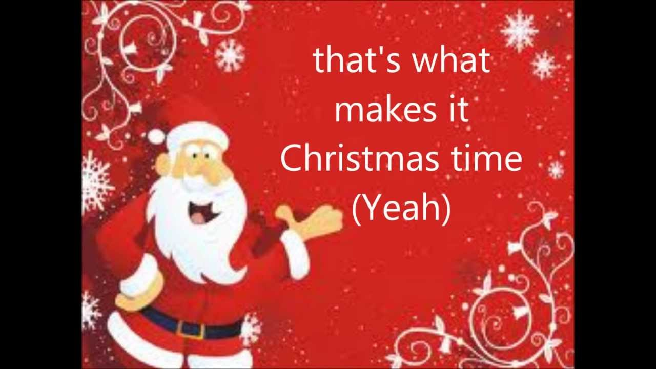 Download Christmas is Coming Lyrics- R5