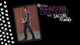 Jacob Pinto Double Sword Form, Tricks & Strikes Training DVD