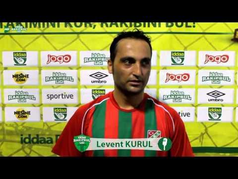 Röportaj Energy Luciano / İzmir / iddaa Rakipbul Ligi 2014 Kapanış Sezonu