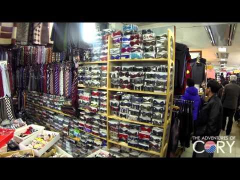 Dongdaemun's Pyeonghwa Clothing Market - 🇰🇷 SEOUL WALK