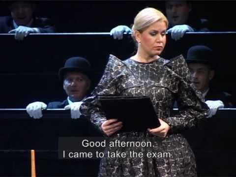 ALEKSANDRA VREBALOV: MILEVA Opera (2011)