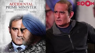 Akshaye Khanna on The Accidental Prime Minister controversy   Exclusive