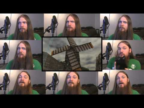 Song of Storms Acapella - Zelda Ocarina of Time