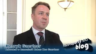 Czy nowe prawo budowlane wpłynie na cenę mieszkań? - Henryk Gaertner - Blog PolishProperty.eu