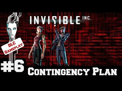 Invisible Inc - Contingency Plan DLC - Gameplay/Walkthrough - Part 6