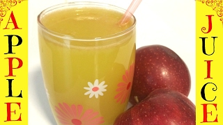 Gambar cover How to Make Fresh Apple Juice | Homemade Apple Juice