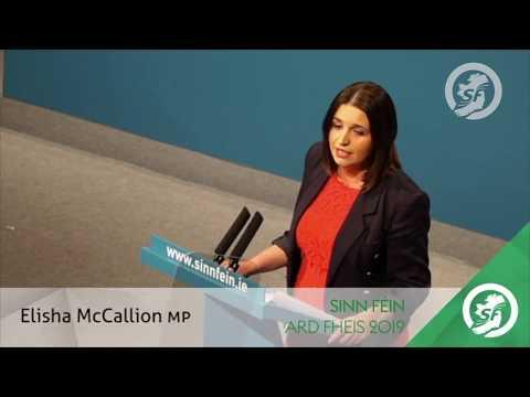 Elisha McCallion MP
