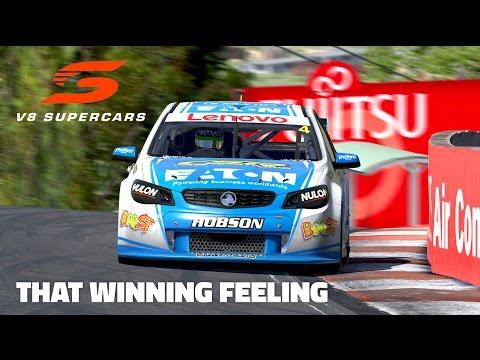 iRacing: That Winning Feeling (V8 Supercar @ Bathurst)