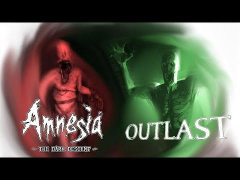 Amnesia / Outlast  • In Depth Comparison