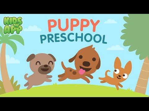 Sago Mini Puppy Preschool (Sago Sago) - Best App For Kids