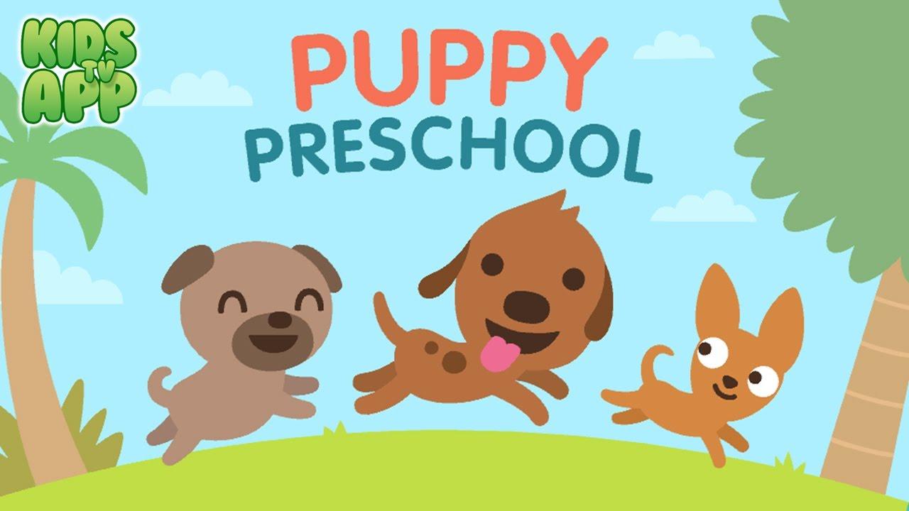 Sago Mini Puppy Preschool Sago Sago Best App For Kids Youtube