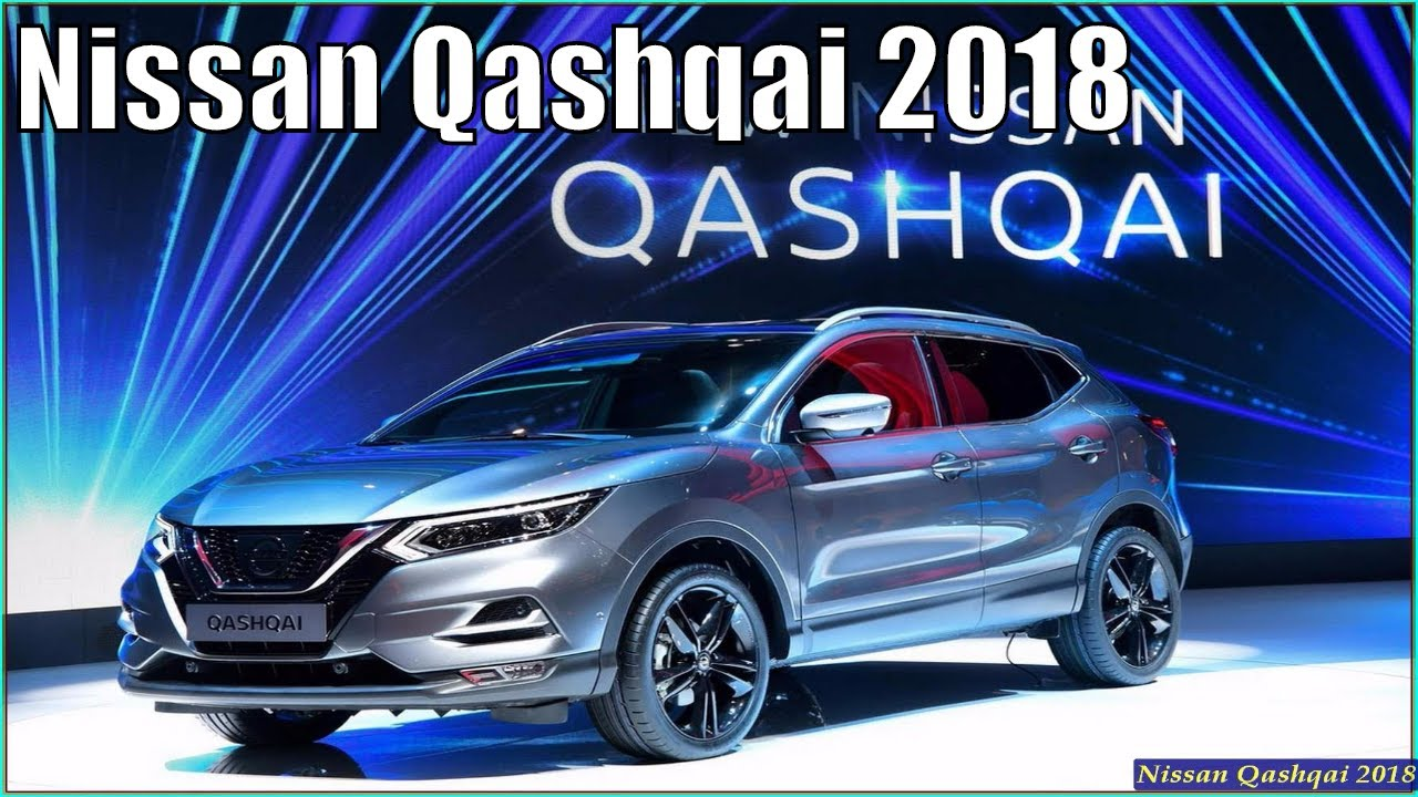 New nissan qashqai 2018 suv review interior and exetrior for Interior nissan qashqai 2018