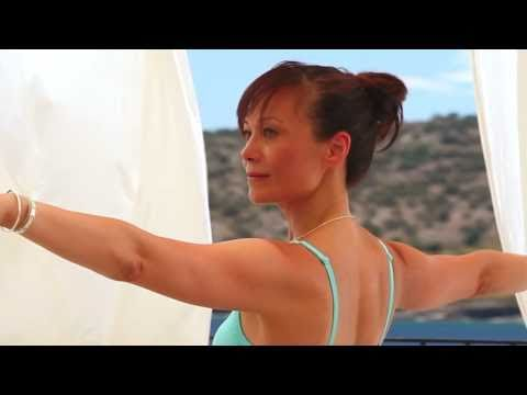 Yoga for Life DVD Trailer- Leah Bracknell