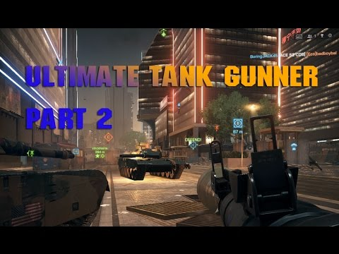 BF4 Ultimate Tank Gunner Guide Pt 2 - VOIP, Rocketry, Long Range (Text version)