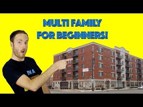 Multi Family Real Estate Investing For Beginners