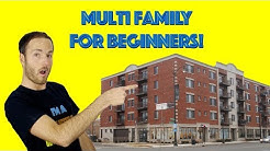 Multi Family Real Estate Investing For Beginners