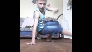 break dance: брейк данс урок двойной дорожке