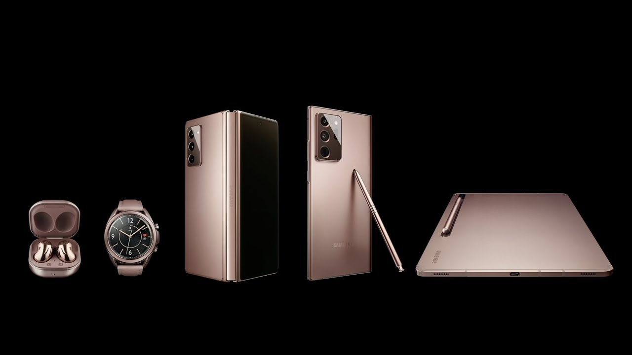 Samsung- Galaxy Unpacked Highlights