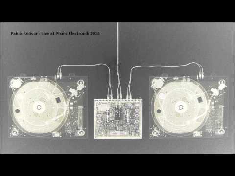 Pablo Bolivar - Live at Piknic Electronik 2014