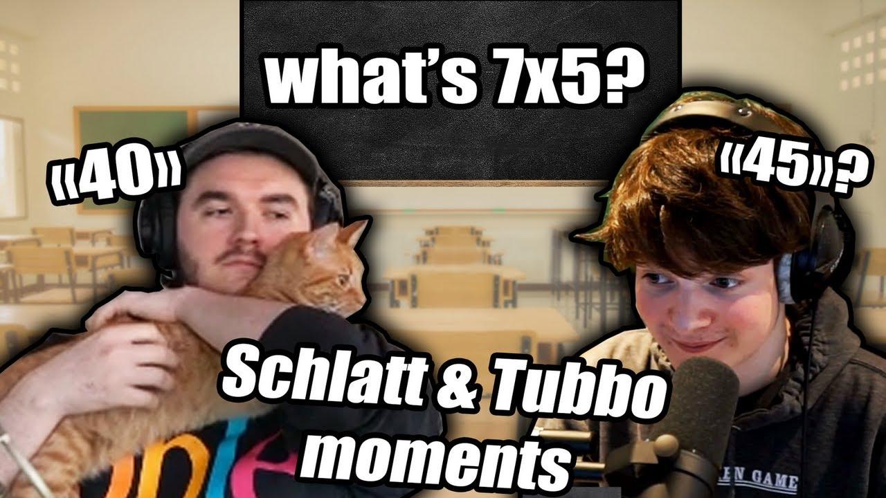 Schlatt and Tubbo fail terribly at OTK Schooled