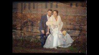 Шикарное свадебное слайд-шоу
