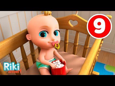 Джони Джони | Johny Johny Yes Papa Kids Songs and More - Детские Песенки и Караоке