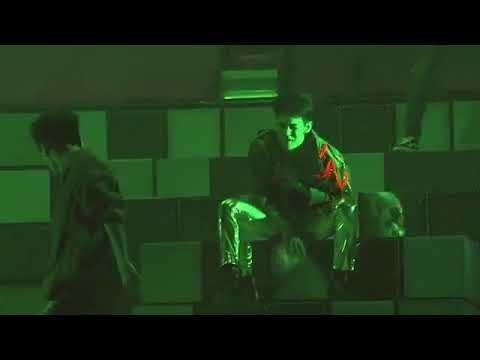 [CUT] SHINee World V Seoul DVD - Alive (Minkey's Rap)
