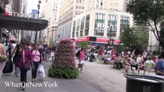 Herald Square New York Broadway 2013