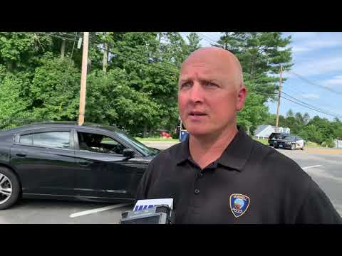 Norwell Police Peacefully Apprehend Barricaded Suspect