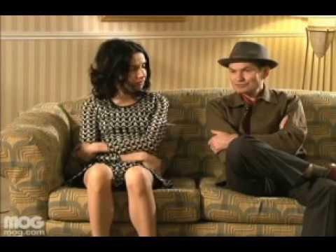 PJ Harvey & John Parish - MOGtv Interview 2009