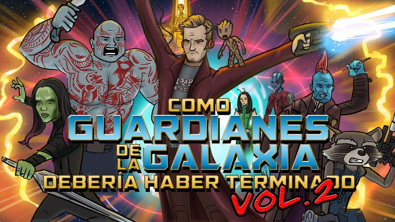 Guardianes de la galaxia vol2 latino hd - 2 1