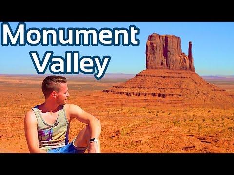 Monument Valley Western und Native America erleben | GlobalTraveler.TV