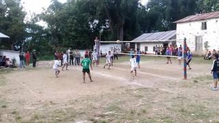 srijana club banhu vs balkanya youth club biruwa bich vayako halka jhalakharu