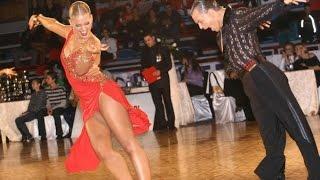Супер Бальные танцы! Самба-Латина