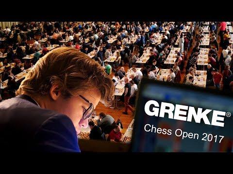 GRENKE Chess Open 2017 - Chess Tournament in Karlsruhe