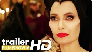 MALEFICENT 2 (2019) Teaser trailer | Angelina Jolie is more wicked than ever