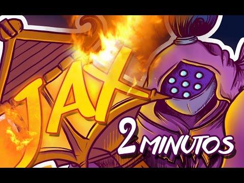 JAX 2 MINUTOS | Parodia League of Legends (LOL)